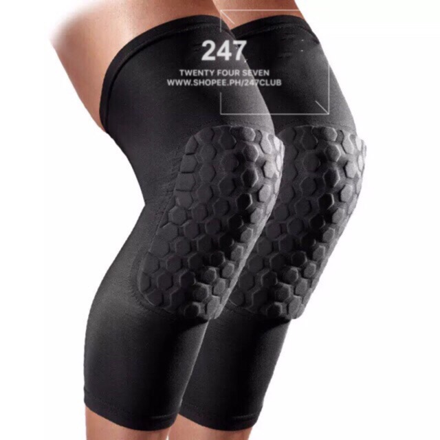 buy popular 48e58 2aa38 Nike Kneepads Sport Padded Leg Sleeves knee pad NBA   Shopee Philippines