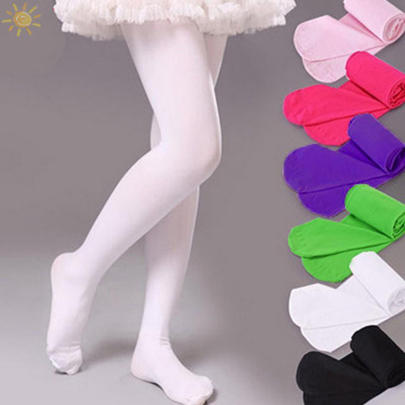 e743f3a3fb47c3 Ballet Girls Legging Kids Pantyhose Girl Dance Socks Tights | Shopee  Philippines