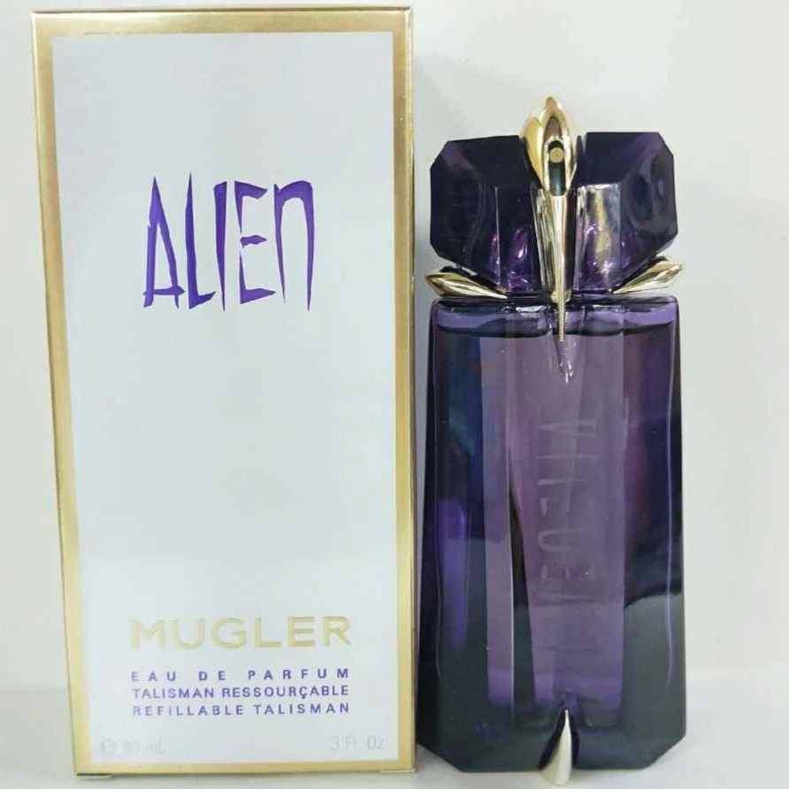 Thierry Mugler Alien Aqua Chic 12ml Edt For Women Shopee Philippines