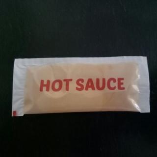 Hot Sauce Sachet | Shopee Philippines