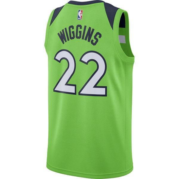 Nike Loose Minnesota Timberwolves Andrew Wiggins Nba Jersey 22