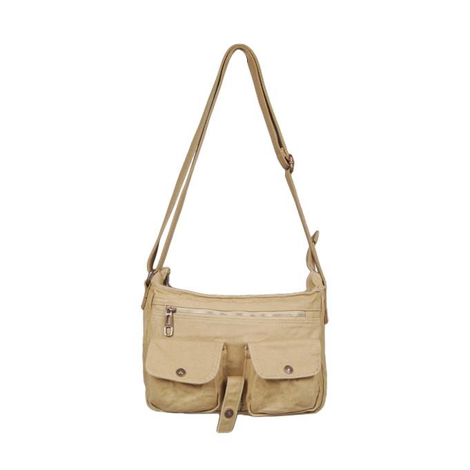 eba6c9348 Levi's Canvas Khaki Unisex Messenger Bag | Shopee Philippines