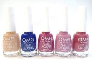 Julie Nail Polish - Colour #3 - Madz Nail & Beauty
