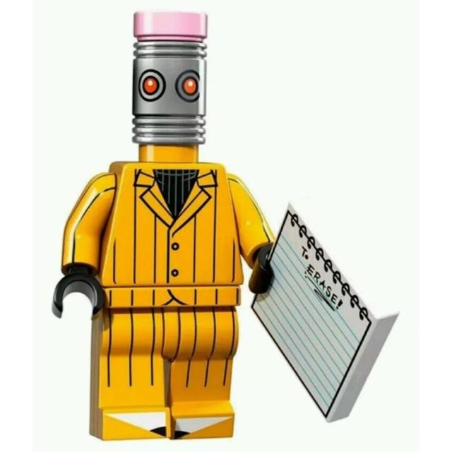Genuine Lego Mini figures Football Player from series 8 BNIP
