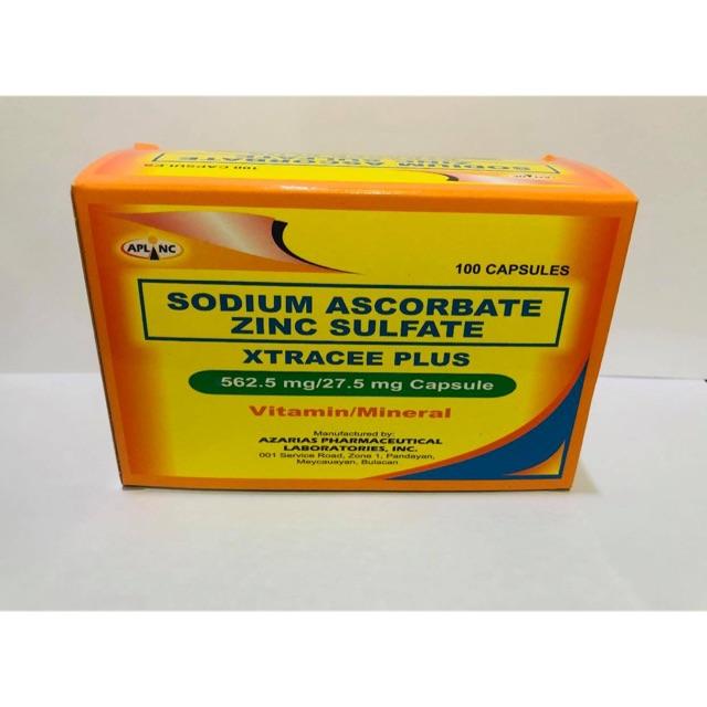 zinc plus vitamina c