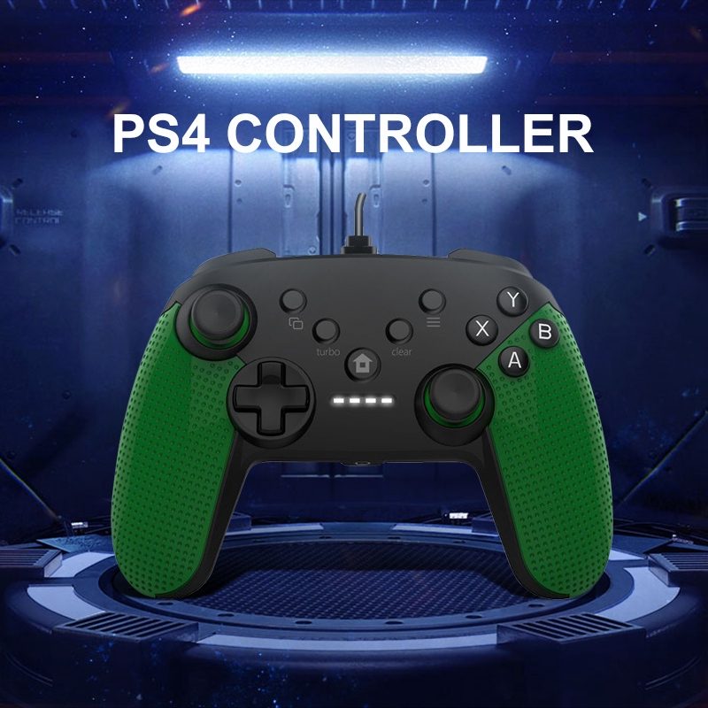 SONY Playstation Wired PS4 Controller Gamepad Support PS4 ,PC, XBOX