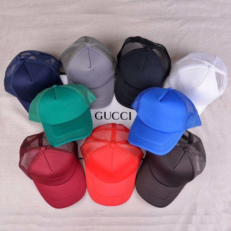 506d6b6449462 Men Boy Casual Artist Hat Pure Color Letter Pattern Peaked Cap ...