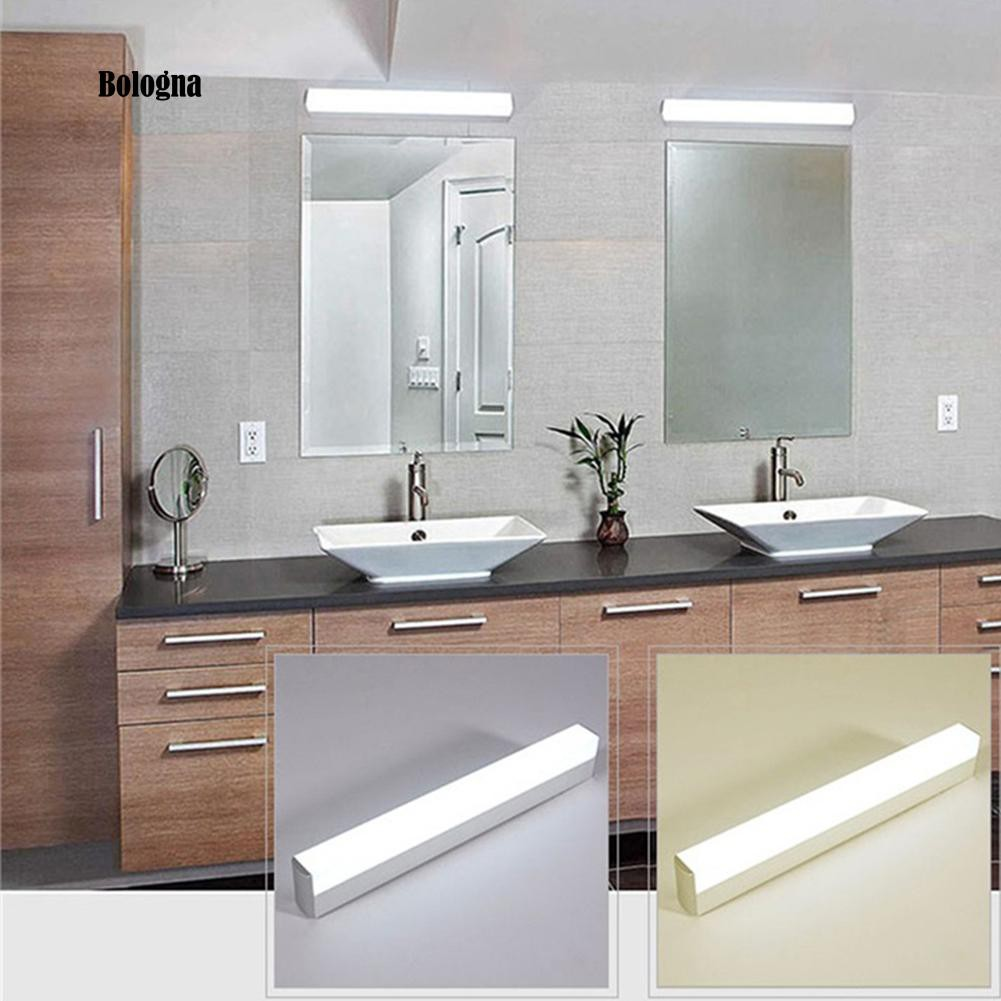 Led Mirror Front Light Bathroom Cabinet