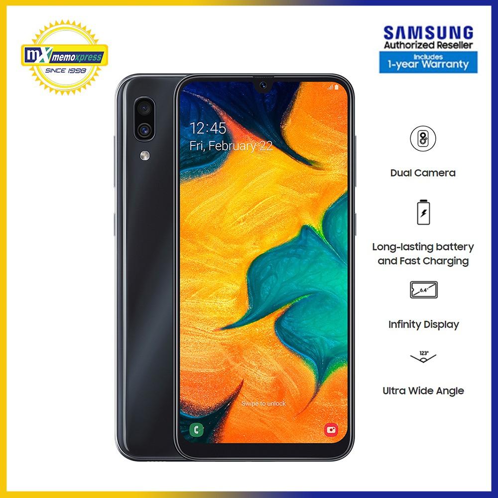 Samsung Galaxy A30 4GB RAM   64GB ROM