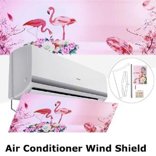 Digoo Air Conditioner Wind Shield Cold Wind Gas Deflectors Anti