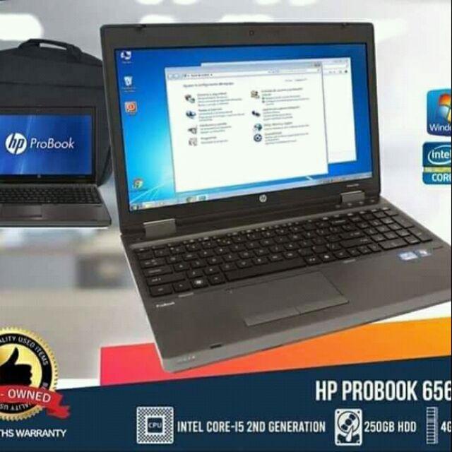Hp Probook 6560b Laptop Shopee Philippines