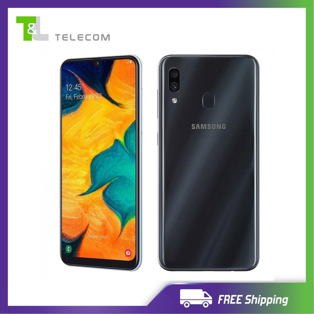 Samsung Galaxy A30 Dual Sim 4GB RAM 64GB LTE - NEW & ORI
