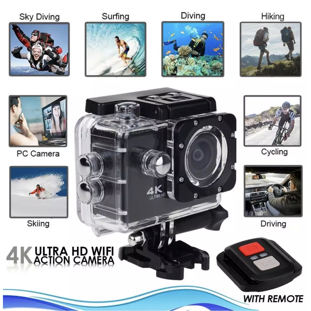 Xiaomi Yi Lite 16MP Action Camera with Waterproof Case | Shopee Philippines