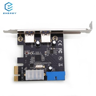 EGY PCI Express PCI-E 2 Ports USB 3 0 Front Panel 4 Pin 20