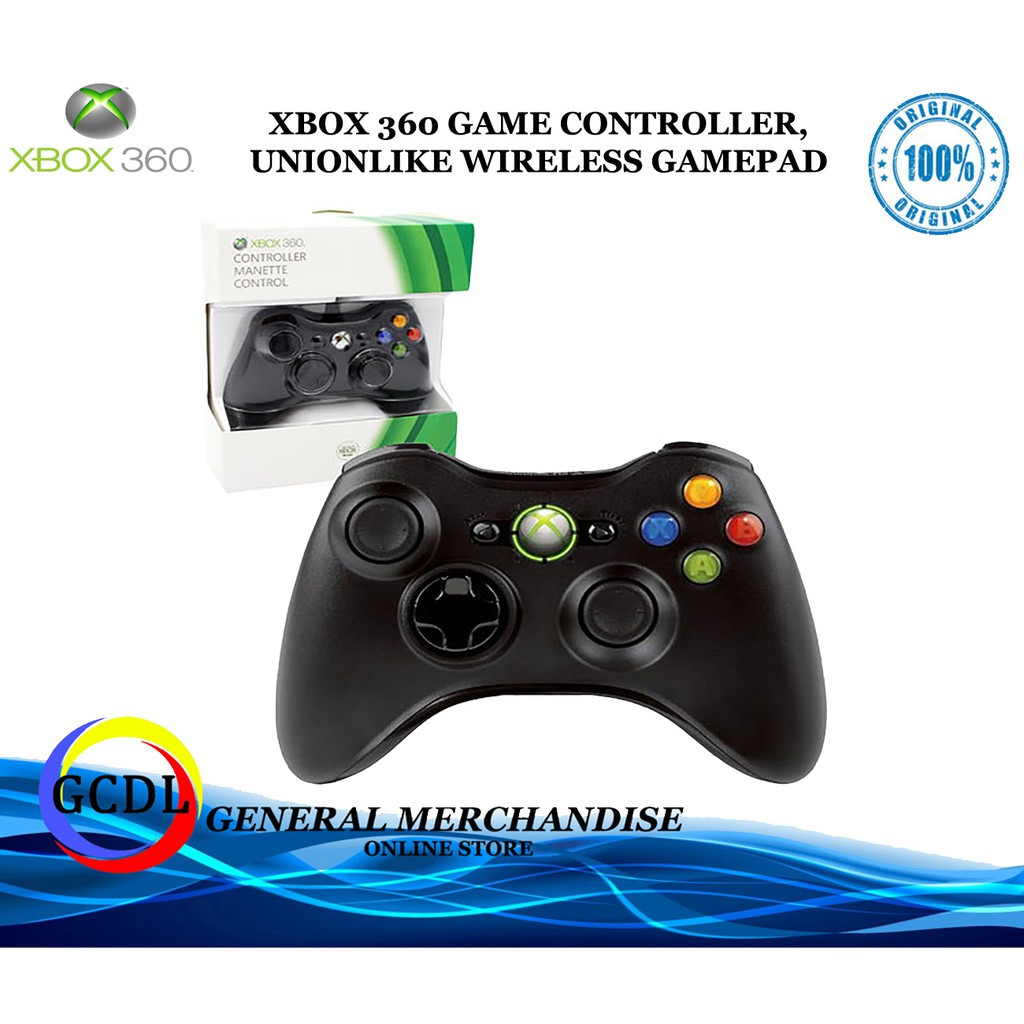 Xbox 360 Wireless Controller Game Controller Gamepad