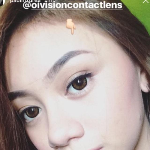 b9a2aa0cac2 O I-vision Contact Lense (Cloudy Blue)