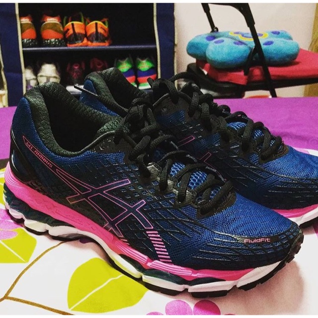 Buenos precios seleccione original oferta especial Original Asics Gel Nimbus 17 Women's Running Shoes | Shopee ...