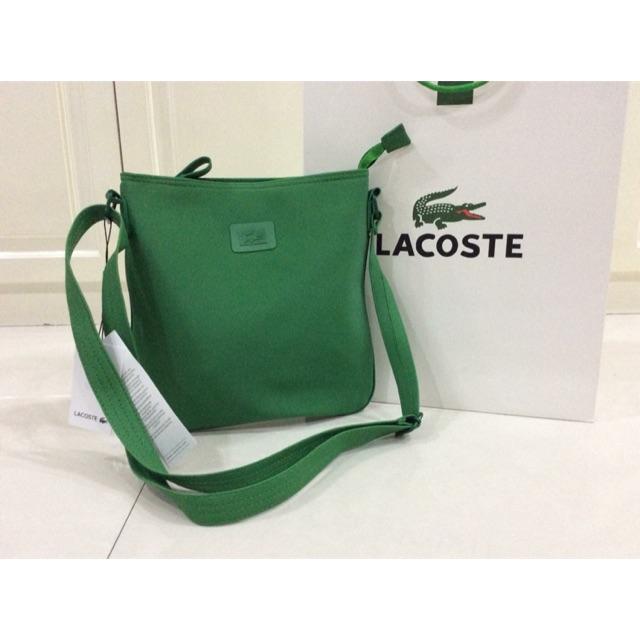 8855e5c14d lacoste men sling bag   Shopee Philippines