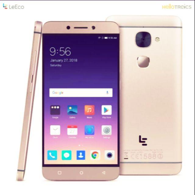 5 5'' Letv LeEco Le 2 X520 4LTE 3GB Rose Gold32GB ROM 16 0MP
