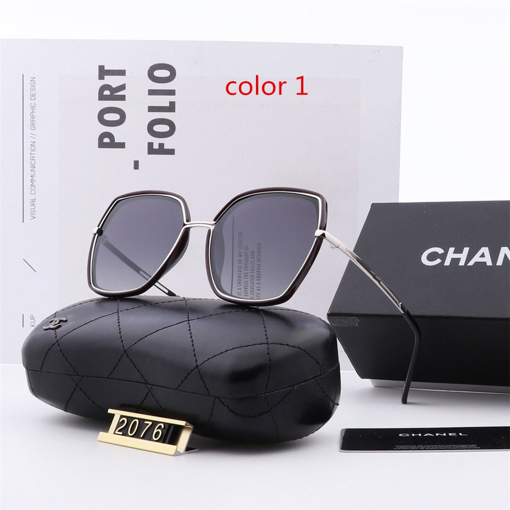 Large Frame DG Sunglasses W//Heart Design On Arms