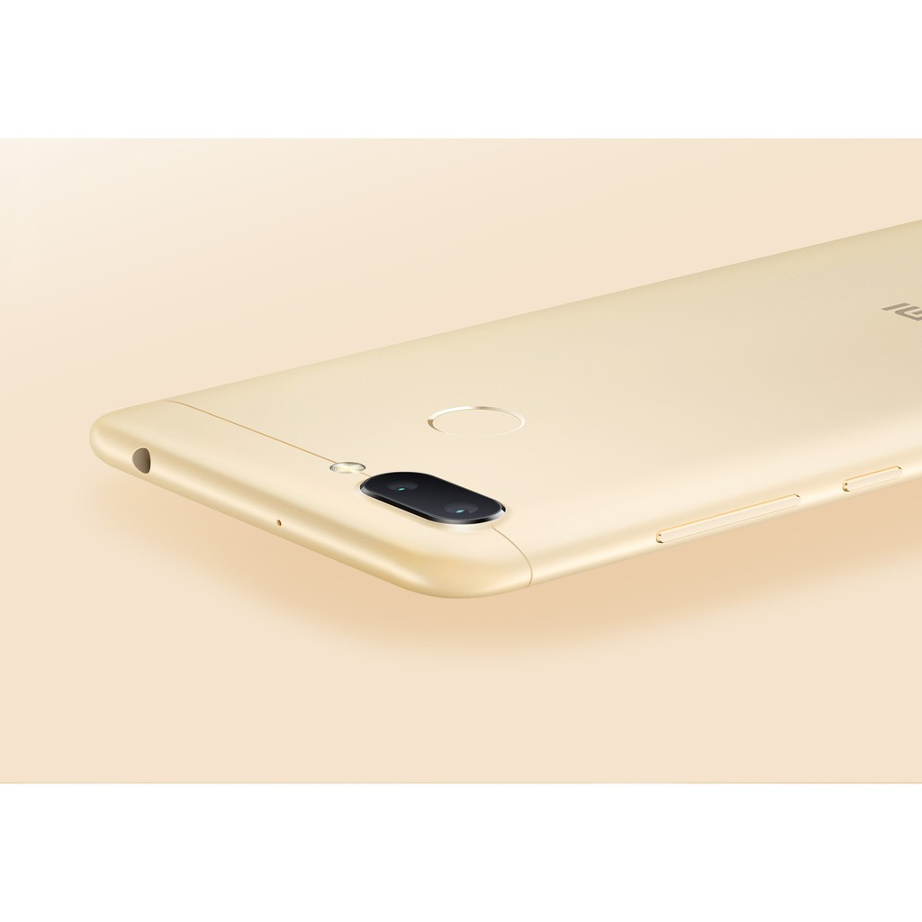 Xiaomi Redmi 6 64gb Gold (Global Version)   Shopee Philippines