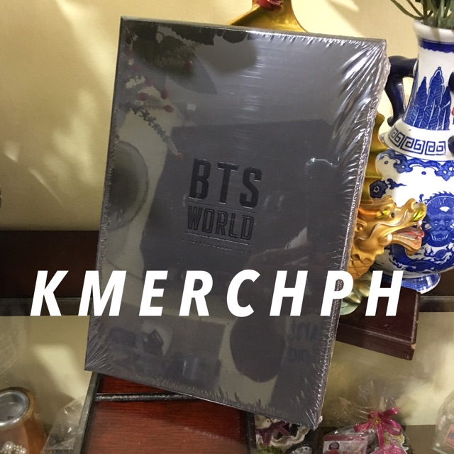 BTS LY TOUR GROUP IMAGE PICKET | Shopee Philippines