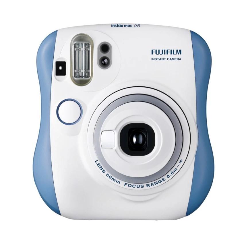 Fujifilm Instax Mini 25 Instant Camera Blue