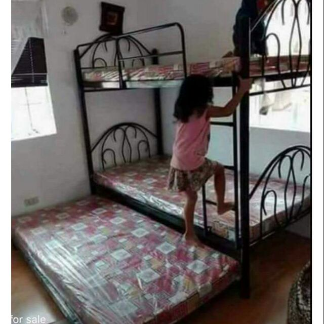 Double Deck 36 36 75 W Pull Out Frame Only Shopee Philippines