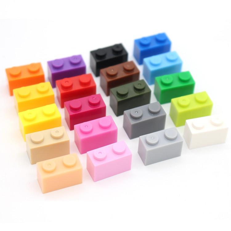LEGO® Brick 2 X 3 Black Part 3002 MOC
