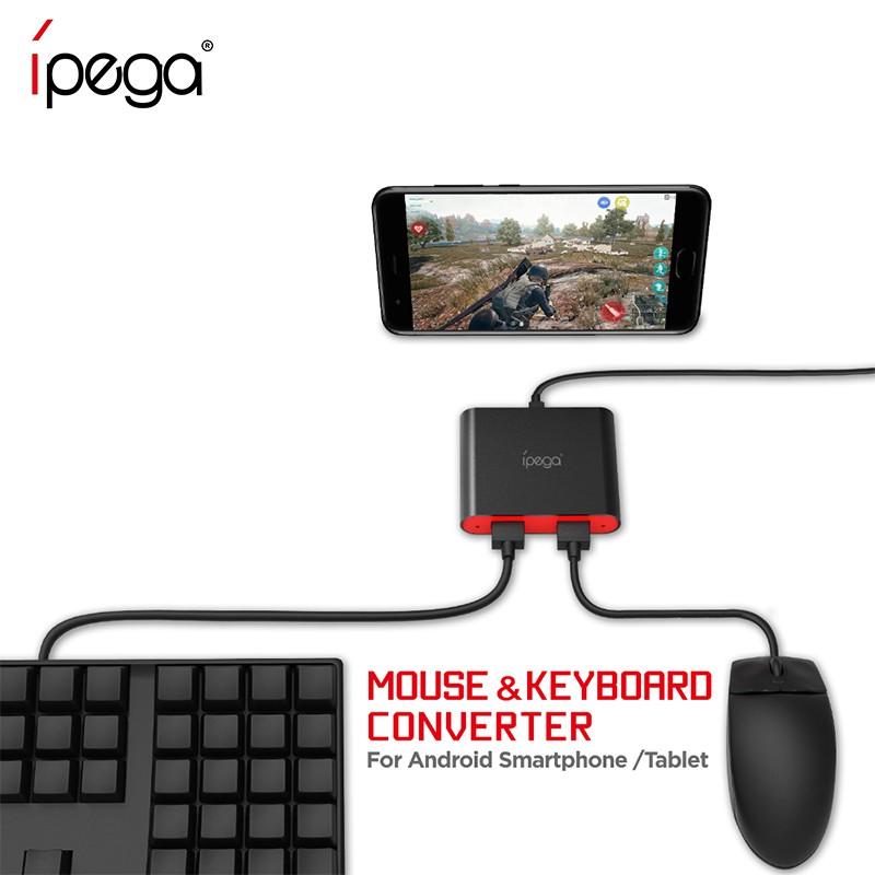 cecc0eeae8f iPEGA PG - 9116 Super Bluetooth Keyboard & Mouse Converter | Shopee  Philippines