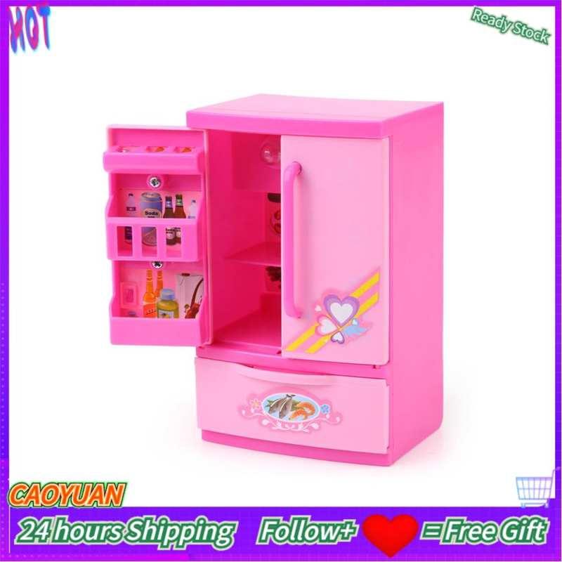 Caoyuansore Mini Fridge Children Kids Cosplay Educational Home Shopee Philippines