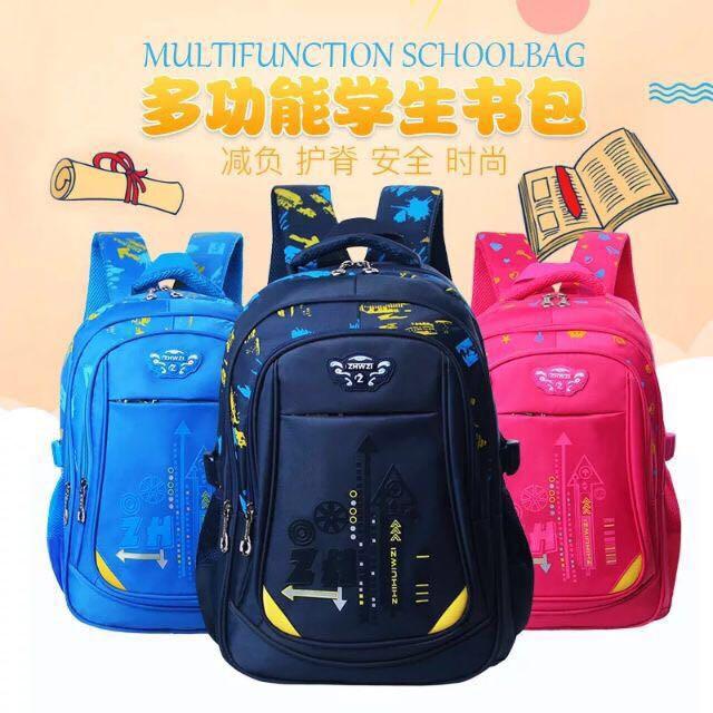 9da536eab0fc NEW COLLECTION Multi-Function Waterproof School Bags