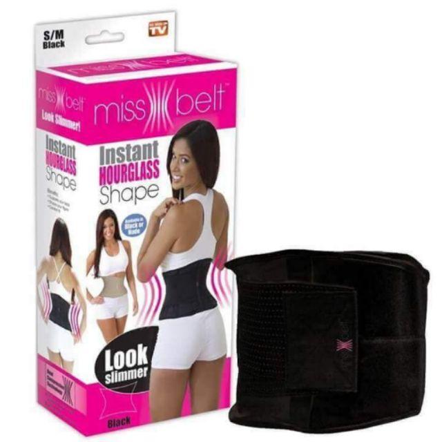 Compression Sweat Waist Trimmer Belt Body Shaper Waist Trainer Fitness Belt   c41f754bfabb