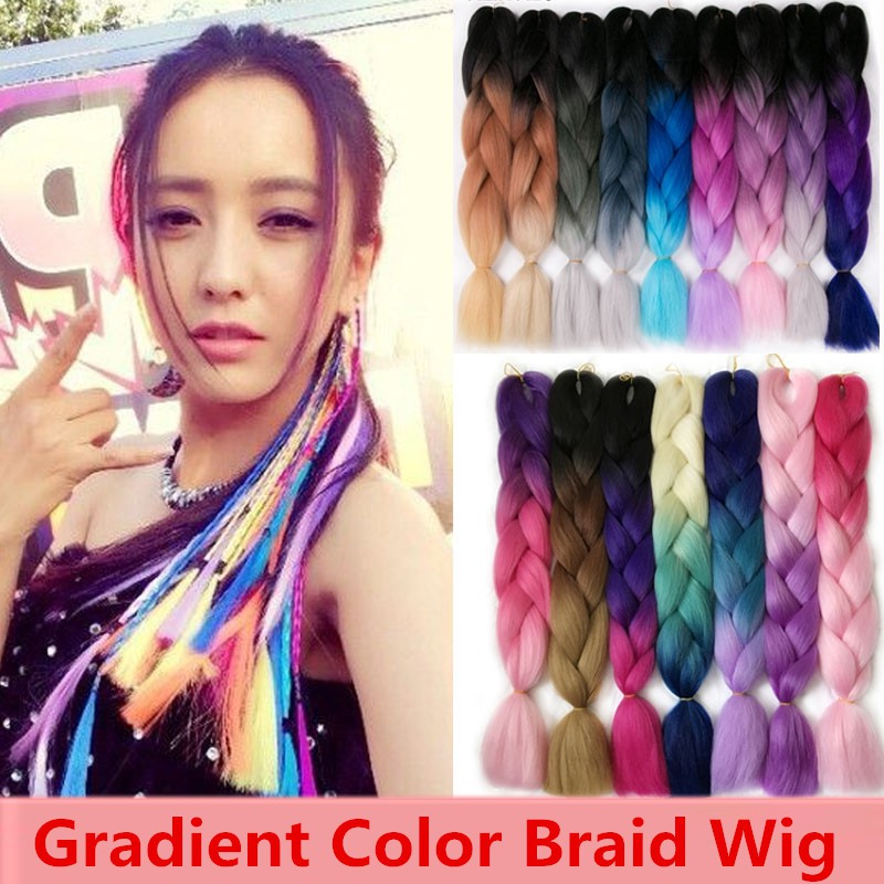 Braid Wig Synthetic Hair Extension