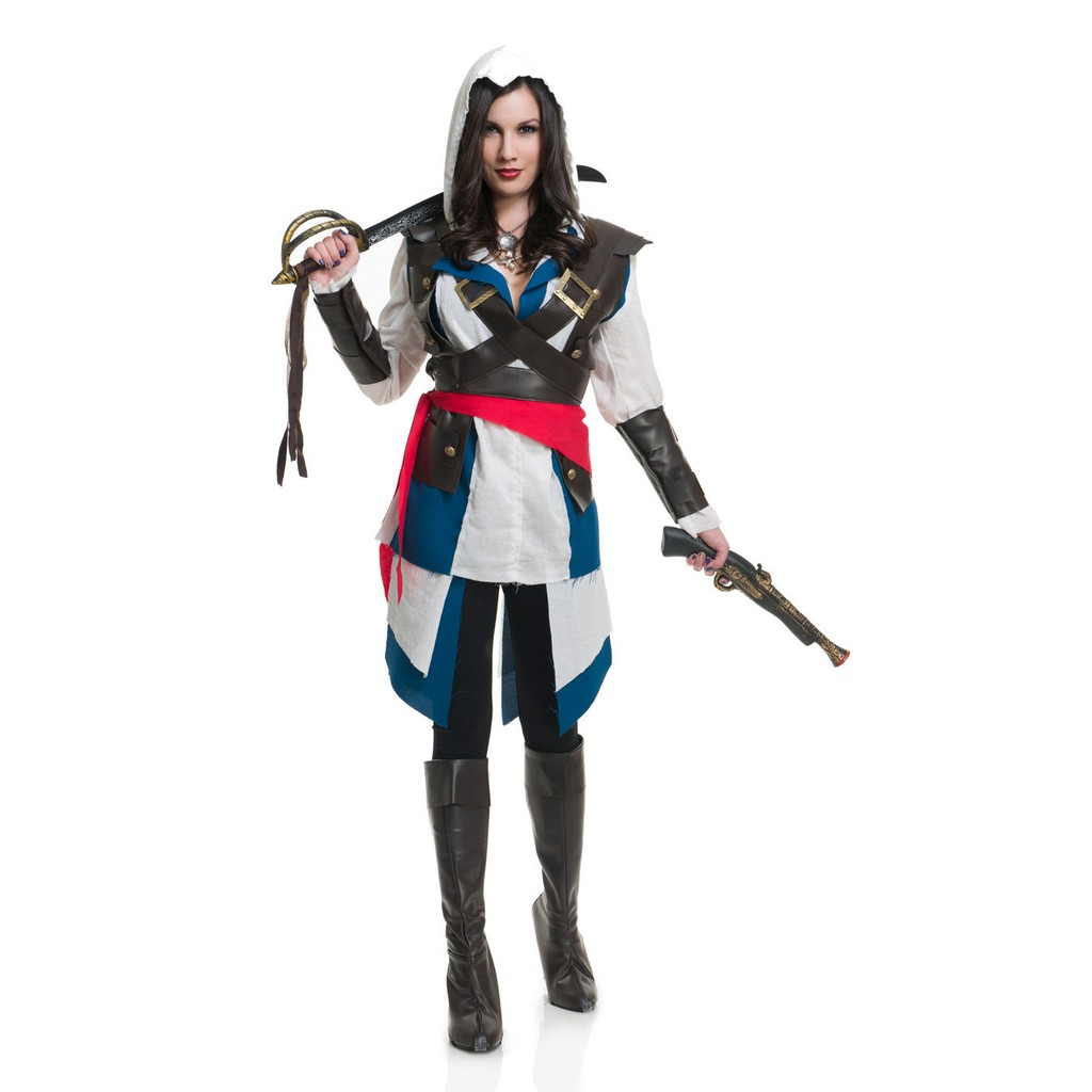 Cutthroat Pirate Girl Assassin S Creed Costume Shopee Philippines
