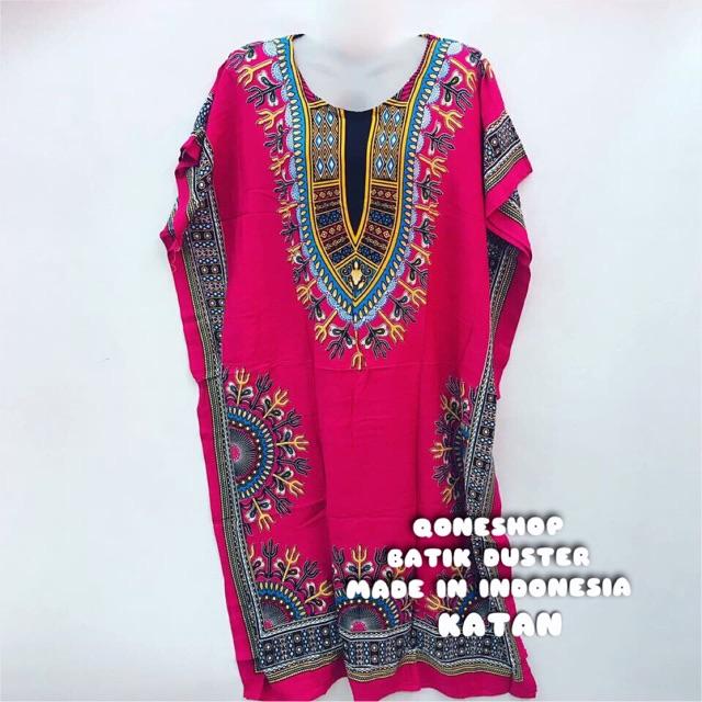 Batik Duster (Made In Indonesia)