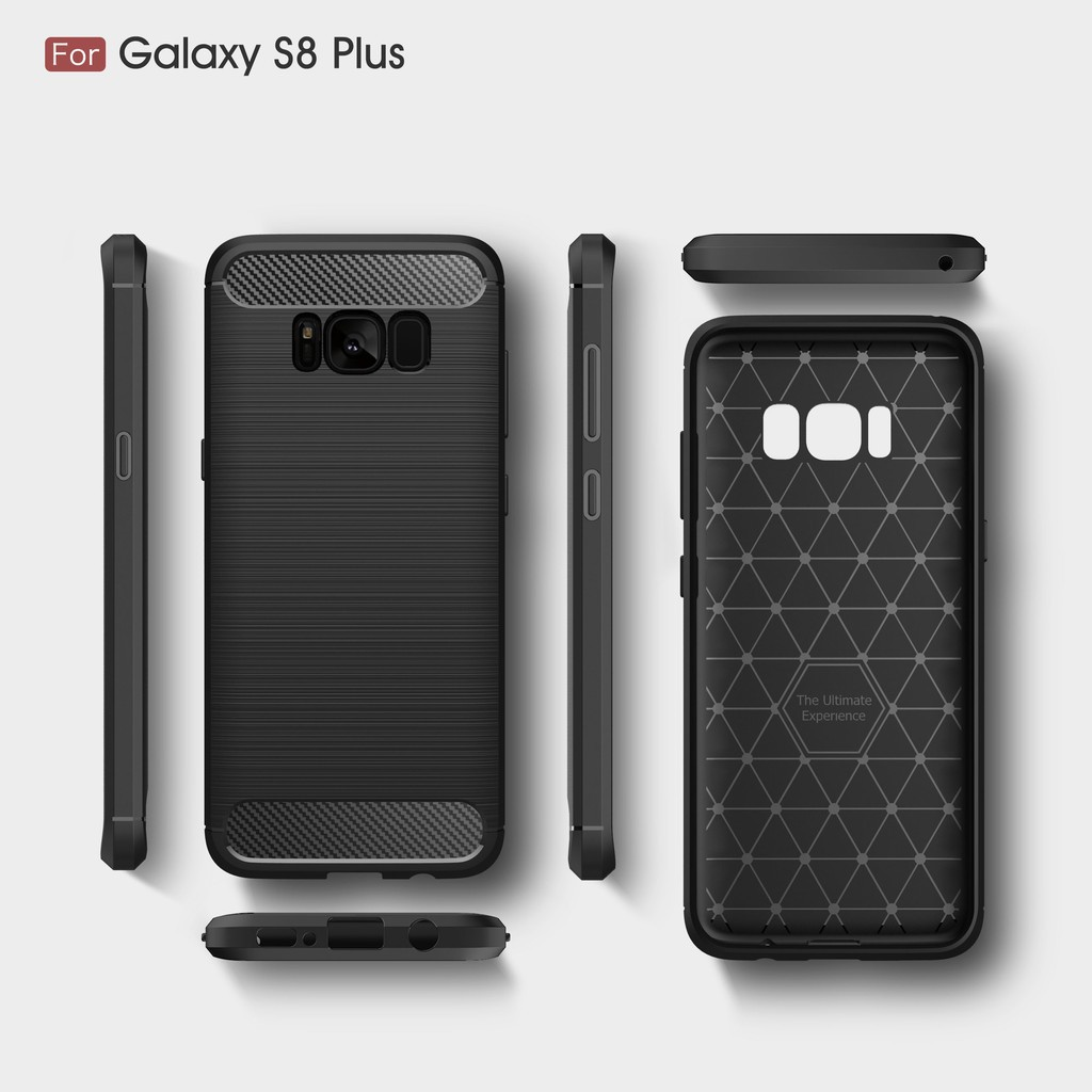 2d93da910 ProductImage. ProductImage. Carbon fiber Soft Cell Phone Case For Samsung  ...