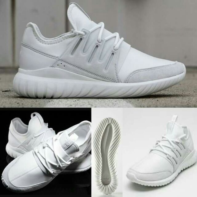 shades of reputable site pretty cheap Adidas tubular radial (black / white)