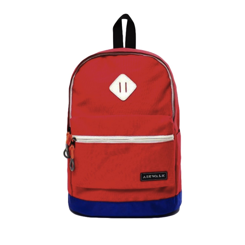 Airwalk Chaos Laptop Backpack - Red  a6cf640446