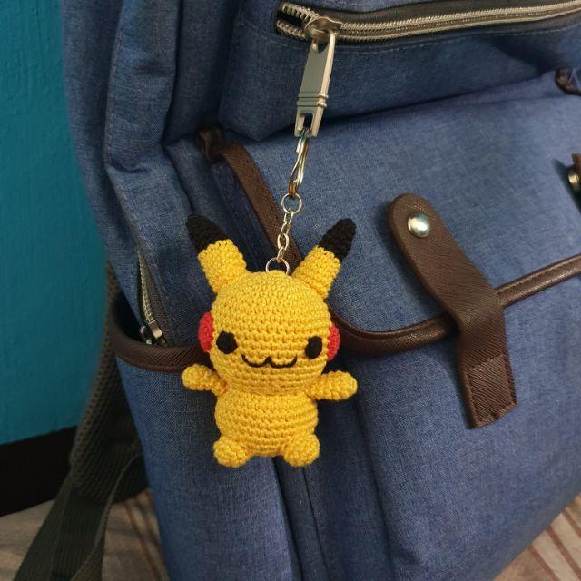Keychain crochet horse | 640x640