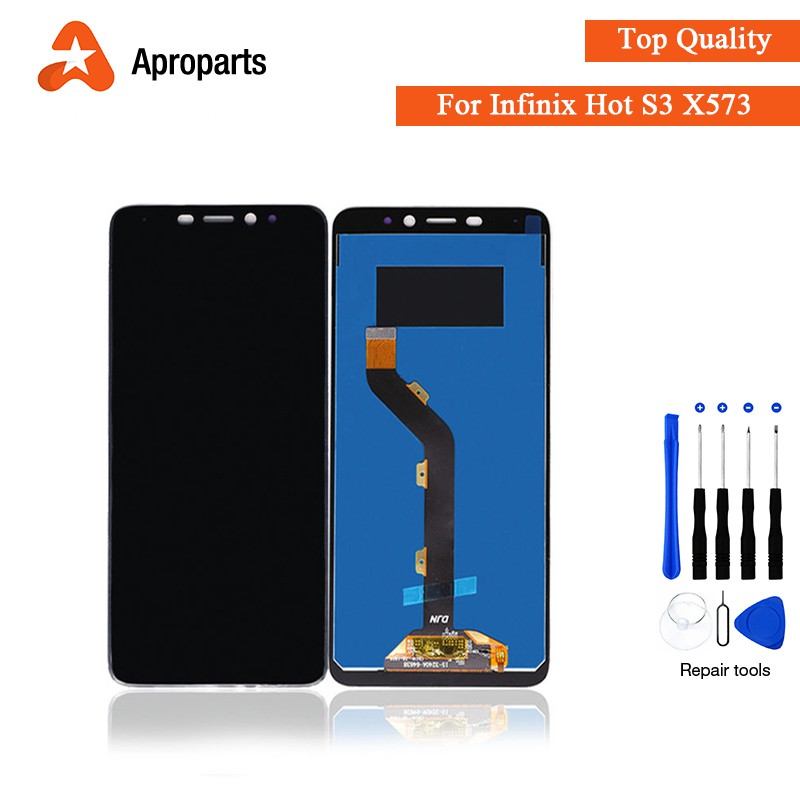 For Infinix Hot S3 X573 LCD Touch Screen Display Assembly