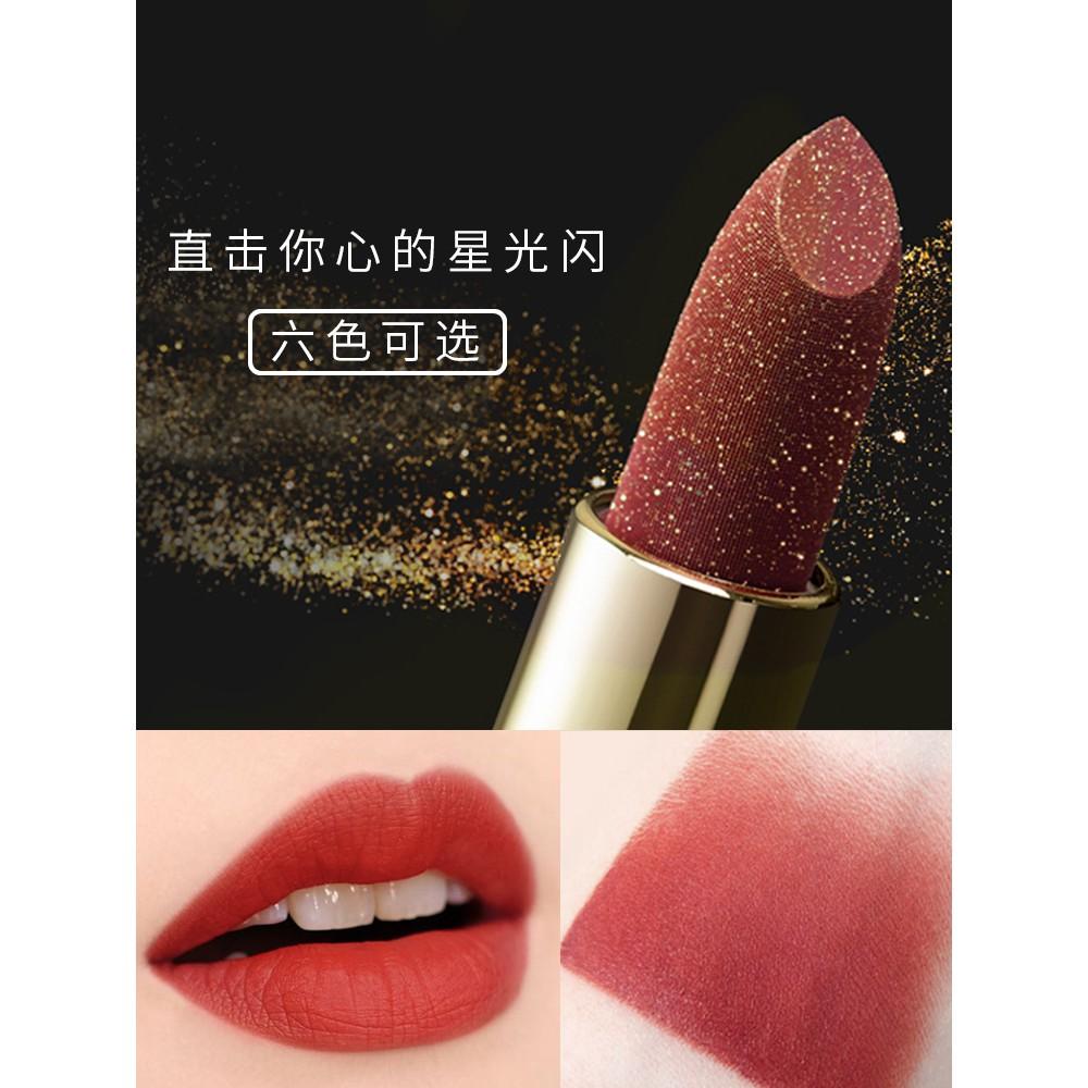 Natural Cool Lipstick Golden Diamond Lipstick