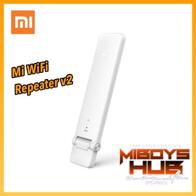 Xiaomi WiFi Repeater v2 | Miboyshub