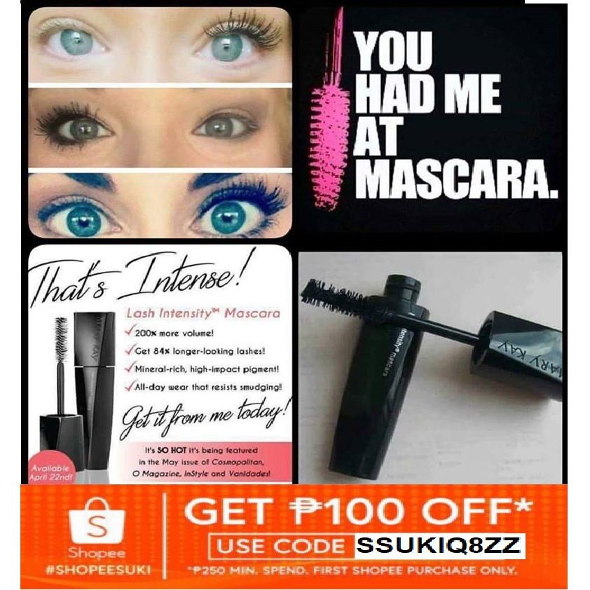 a2588385aa9 💯ORIGINAL MaryKay Lash Love Intensity Mascara | Shopee Philippines