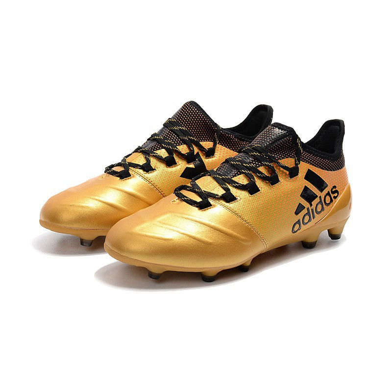 fb248efe7 Original adidas X 17.1 leather FG Soccer Shoes 35-45   Shopee Philippines