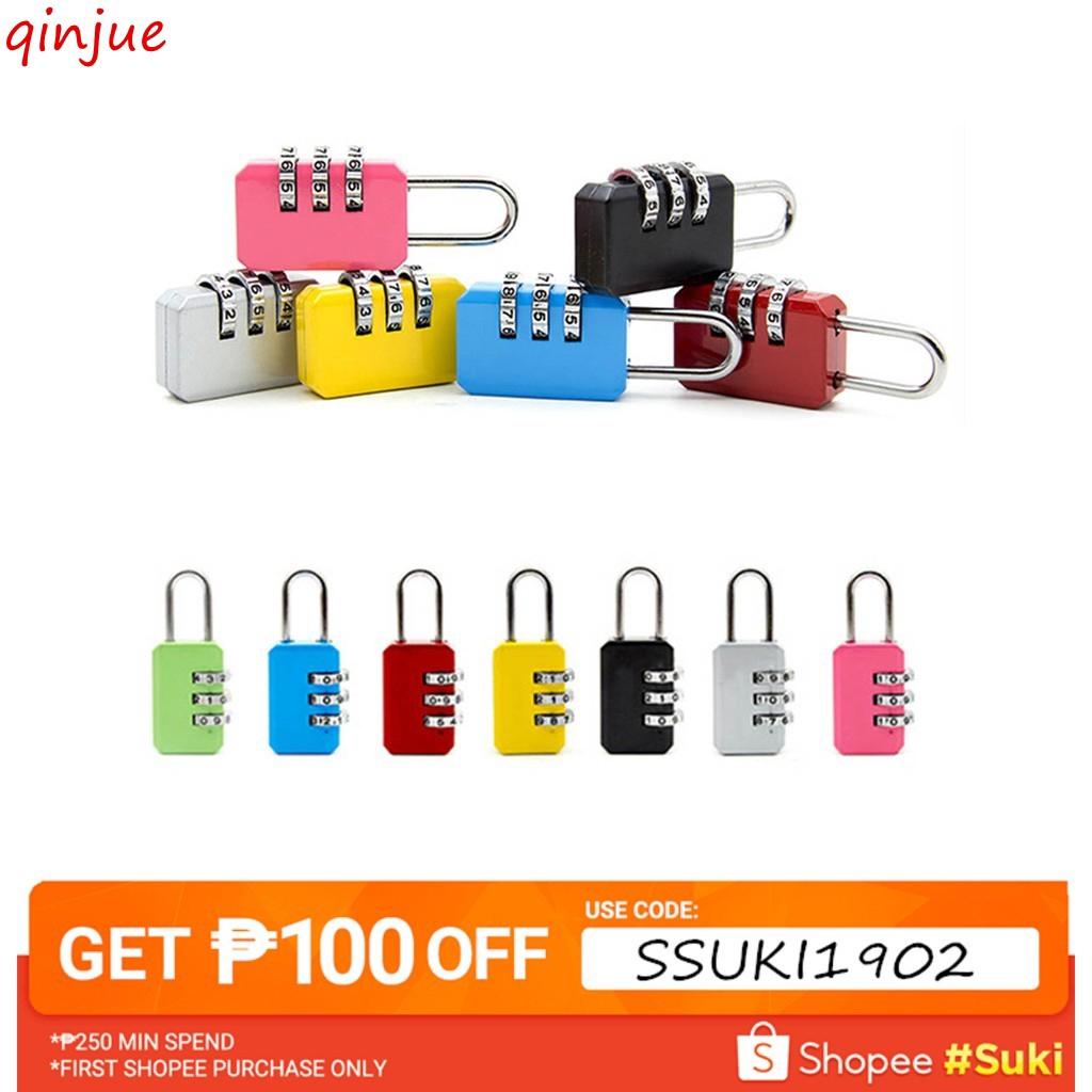 9cf1b049c1c2 Digit Suitcase Luggage Code Password Lock Padlock