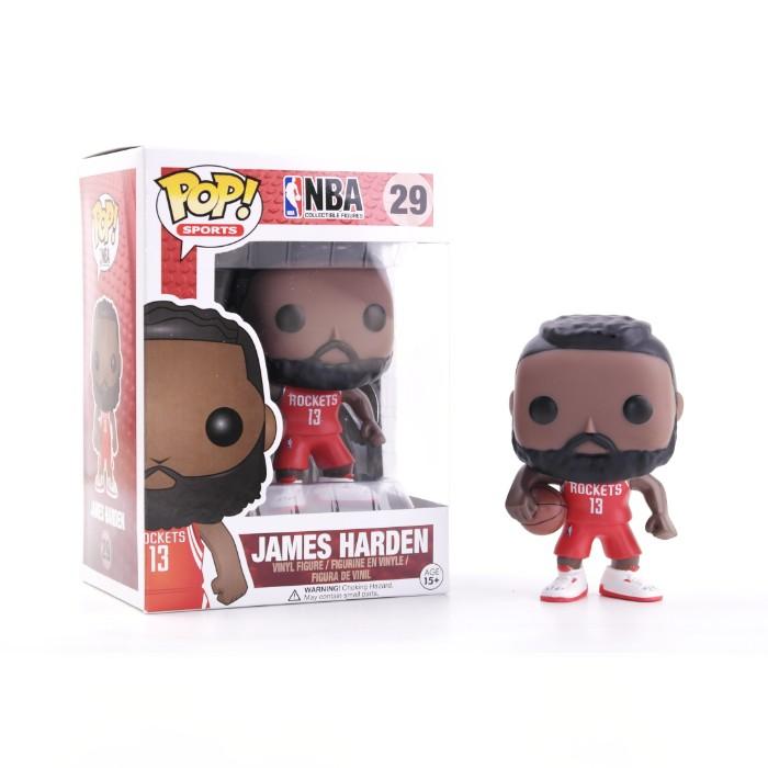 2086a8b33adb Funko Pop Sports NBA James Harden (Rockets)