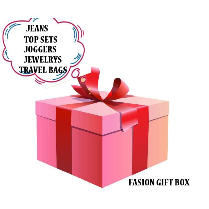 Jy Special Fashion Gift Box Pre Christmas Promo