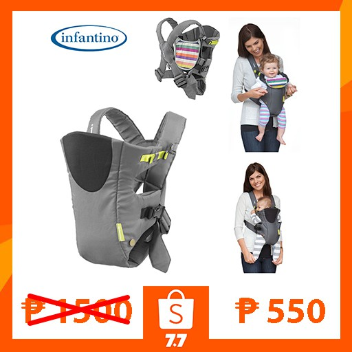 Shopee 7 7 Sale Infantino Baby Carrier Toddler Backpack