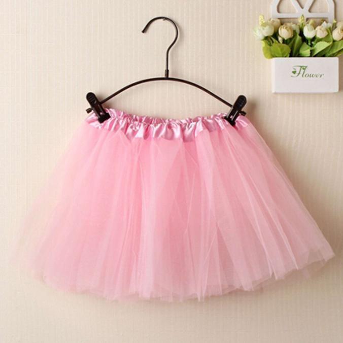 Women//Adult Teen 3 Layer Tulle TUTU Skirt Organza Pettiskirt Ballet Dancewear